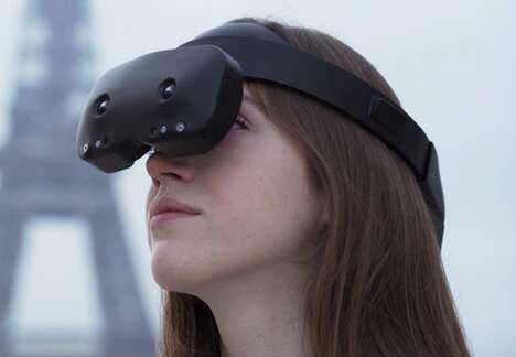 Ultra-Compact Mixed Reality Headsets