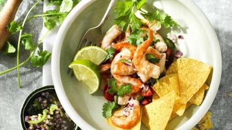 Plant-Based Shrimp Products