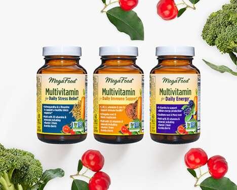 Lifestyle-Focused Multivitamins