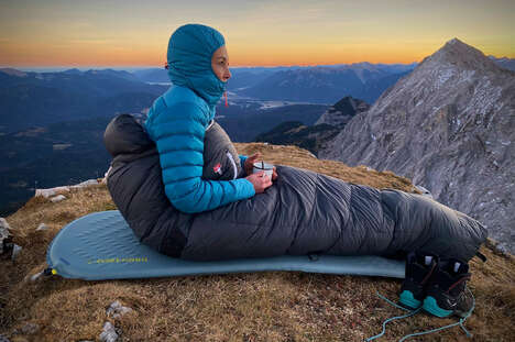 Organically Crafted Sleeping Bags