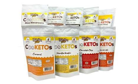Keto-Friendly Baked Goods