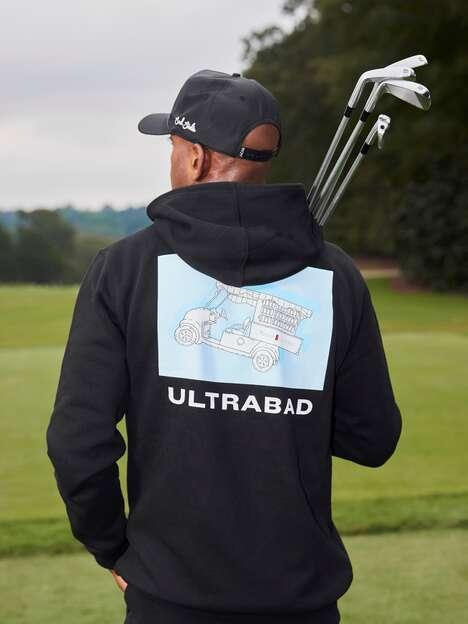 Beer-Branded Golfwear