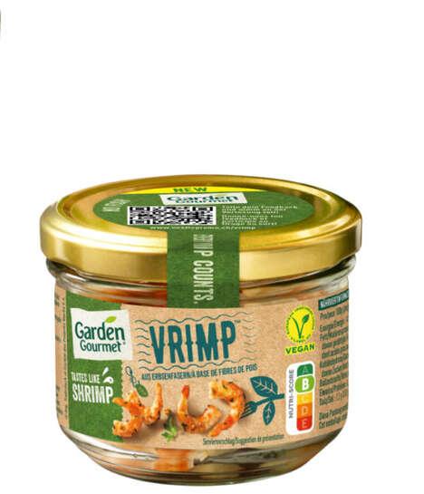 Plant-Based Shrimp Alternatives