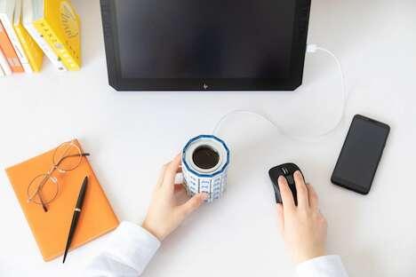 Functional Keyboard Cups