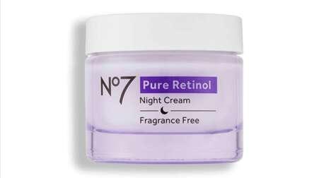 Retinol Skincare Campaigns