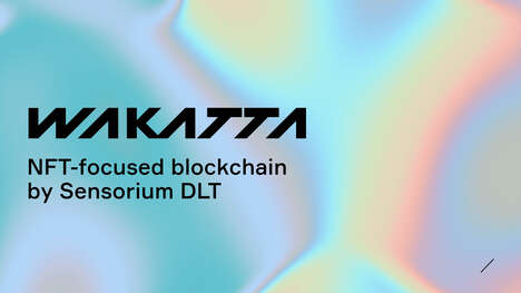 NFT-Focused Blockchains