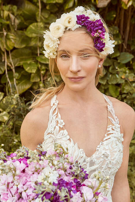 Sustainably Sourced Wedding Florals