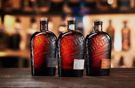 Award-Winning Bourbon Whiskeys
