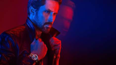 Celebrity-Endorsed Drivers Watches