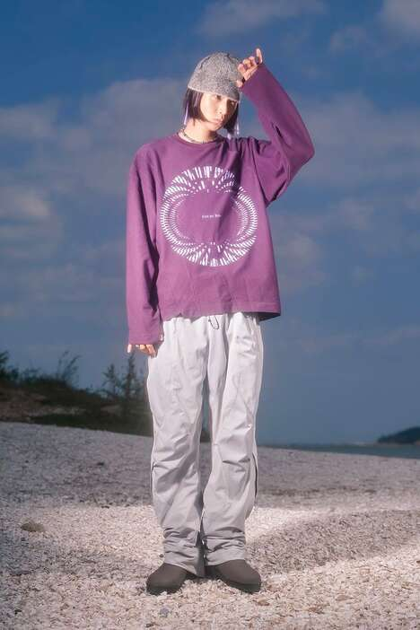 Experimental Ill-Fitted Streetwear Designs
