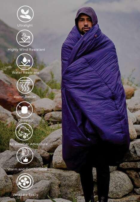 Multifunctional Explorer Sleeping Bags