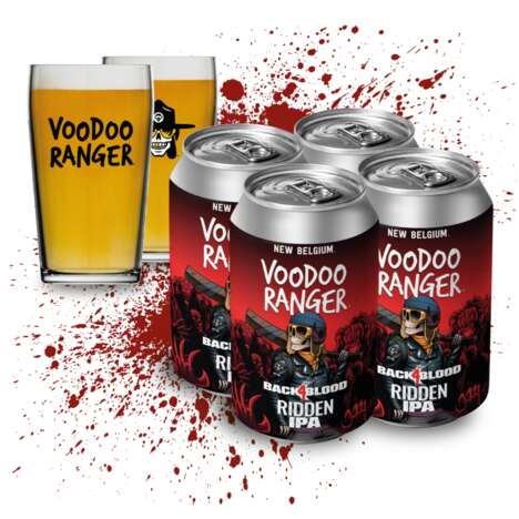 Video Game-Themed IPAs