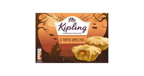 Autumnal Toffee Snack Pies