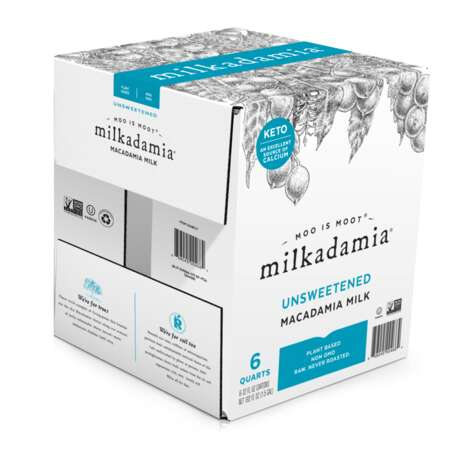 Regenerative Macadamia Milks