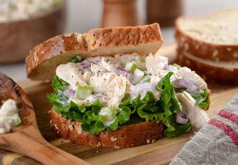 Drive-Thru Chicken Salad Restaurants