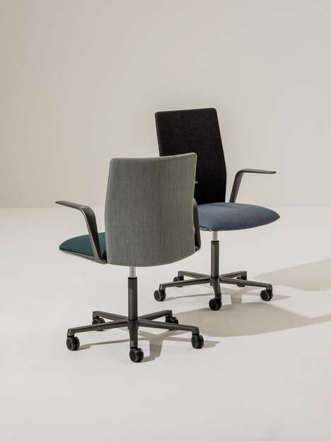 Evolved Textured Office Chairs