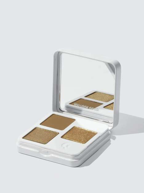 Recyclable Eyeshadow Tins