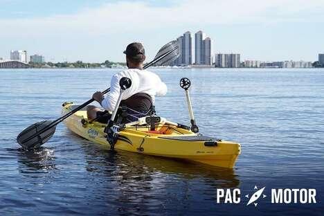 Motorized Kayak Accessories