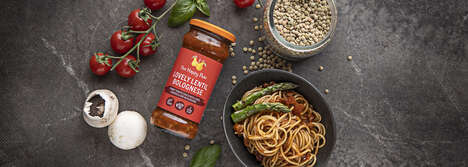 Flavorful Plant-Based Sauces