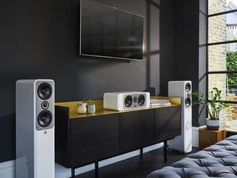 Cutting-Edge Acoustics Collections