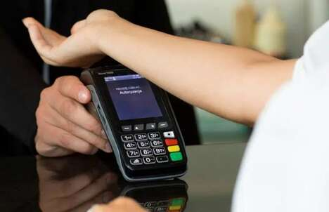 Contactless Payment Implants