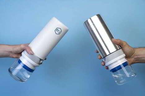 Ceramic Filter Water Bottles