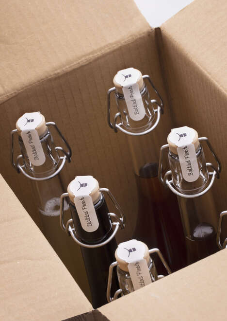 Approachable Natural Wines