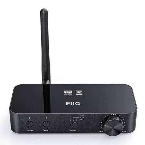Precision Control Bluetooth Transmitters