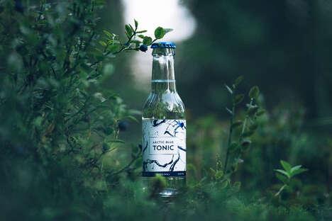 Finnish-Inspired Tonic Waters