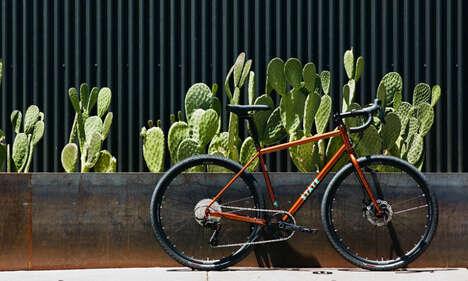 Autumn-Themed All-Road Bikes