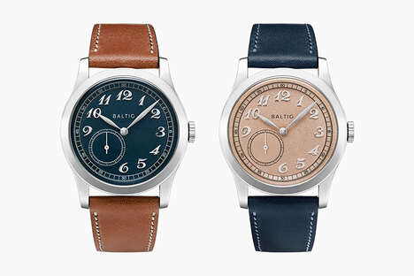 Classy Micro-Rotor Timepieces