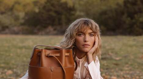 Biodegradable Leather Bags