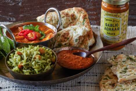 Indian-Style Garlic Sauces