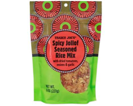 Seasoned Jollof Rice Mixes