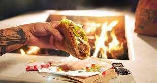 Hrybrid Mexican Snacks