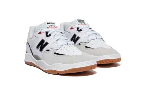 90s-Inspired Casual Skater Shoes