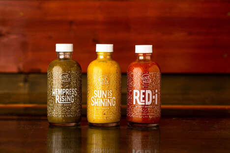 Locally Sourced Caribbean Hot Sauces