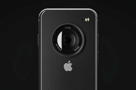DSLR-Inspired Smartphones
