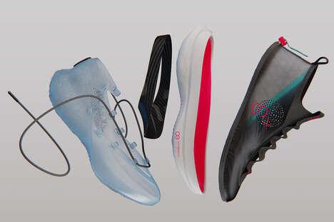 Modular 3D-Printed Sport Sneakers