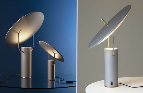 Reflective Dish Antenna Illuminators