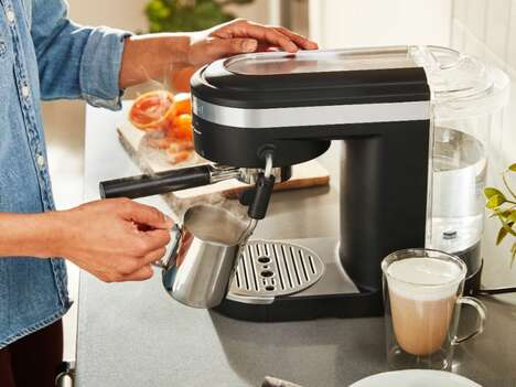 Barista-Quality Espresso Machines