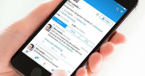 Follower-Eliminating Social Media Tools