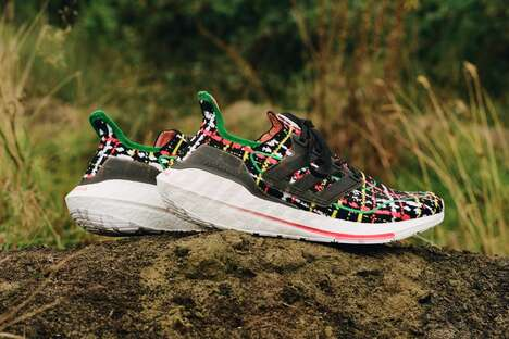 Sustainably-Designed Sneakers