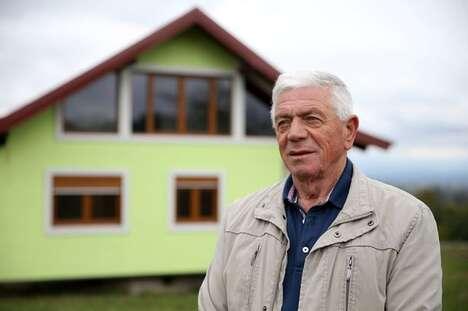Rotating Rural Homes