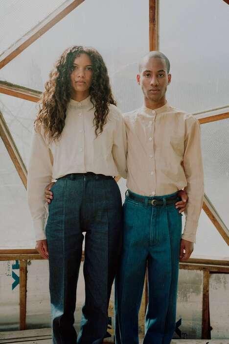Gender-Neutral Mindful Fashion