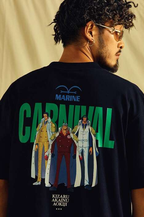 Anime-Inspired Expansive Streetwear