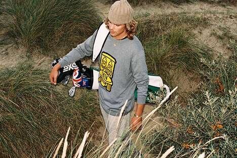 Golf-Ready Casual Menswear