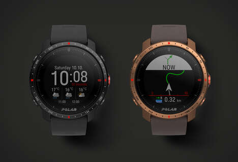 Rugged Outdoor Lifestyle Smartwatches