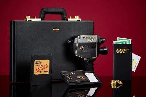 Cinematic 60s Spy Kits