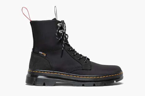 Collaboration Winter Combat Boots